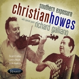RCD-1020 – Christian Howes w/ Richard Galliano – Southern Exposure [CD]
