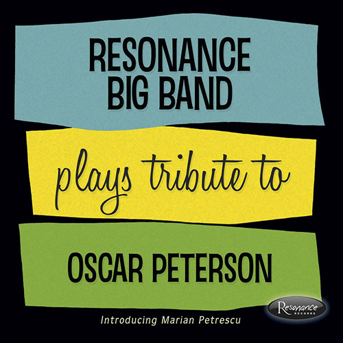Resonance Big Band - Tribute to Oscar Peterson