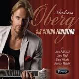 RCD-1015 – Andreas Öberg – Six String Evolution [CD]
