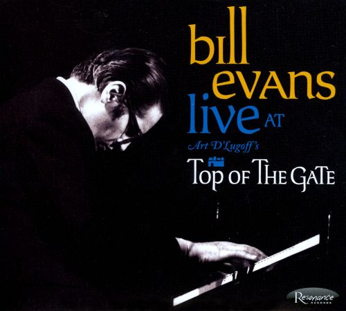 Bill Evans - Live at Art D'Lugoff's Top of The Gate
