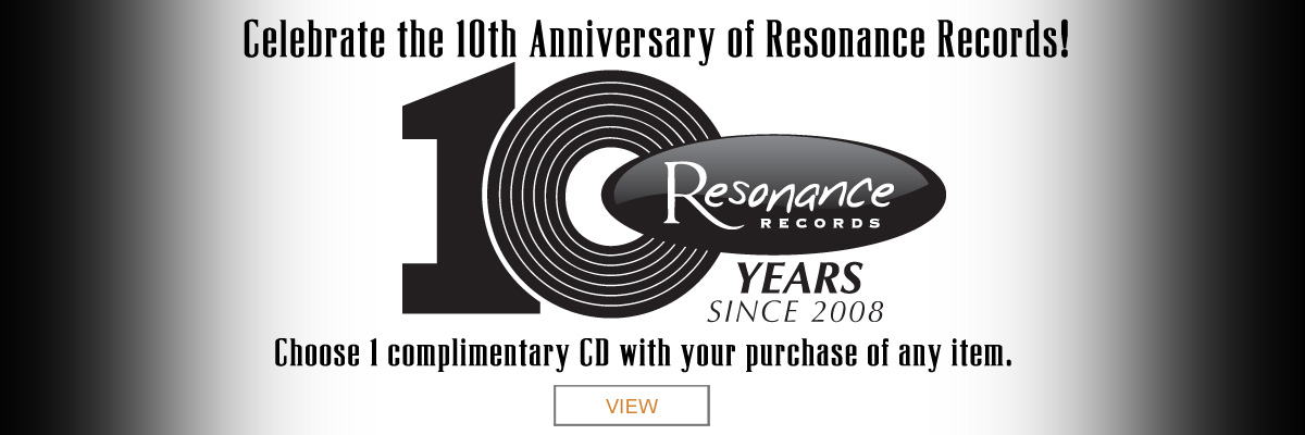 Resonance Records 10 years Promo