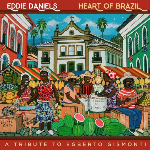 Eddie Danials - Heart of Brazil