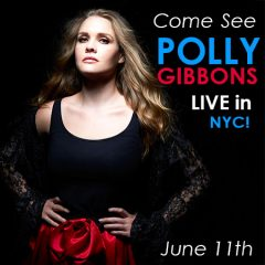 Polly Gibbons Live