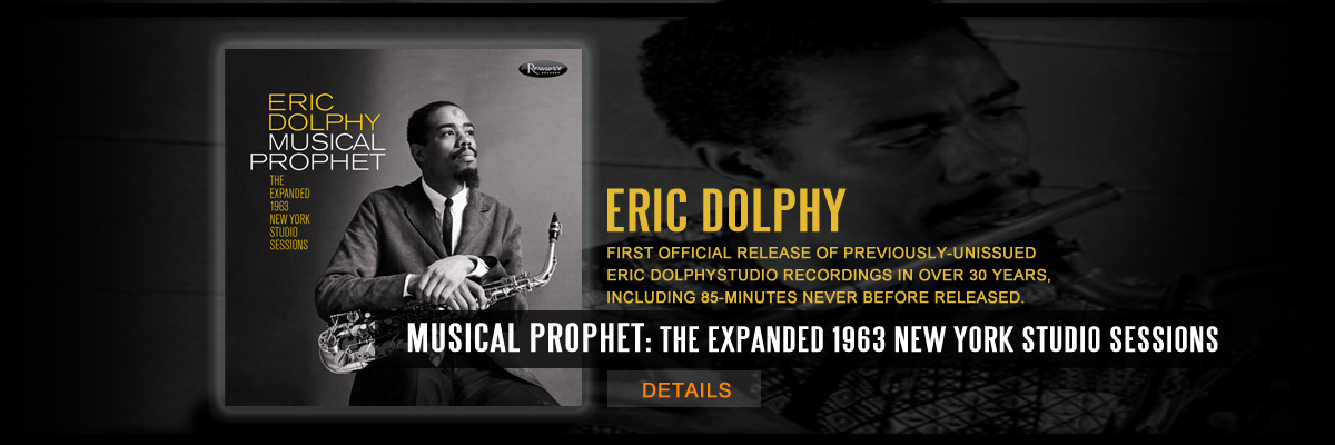 Resonance Records - Eric Dolphy
