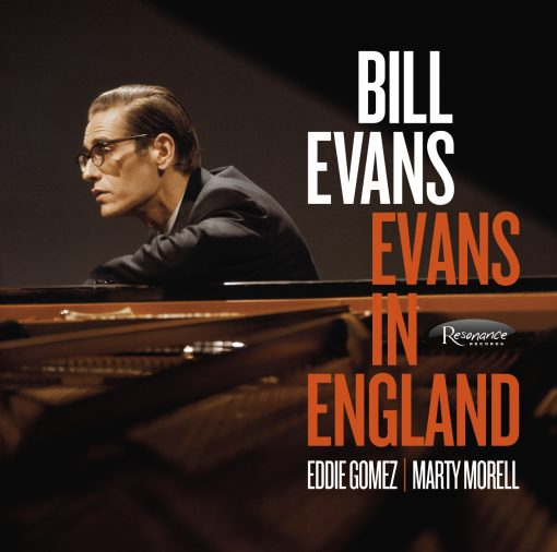 BILL EVANS — Evans in England