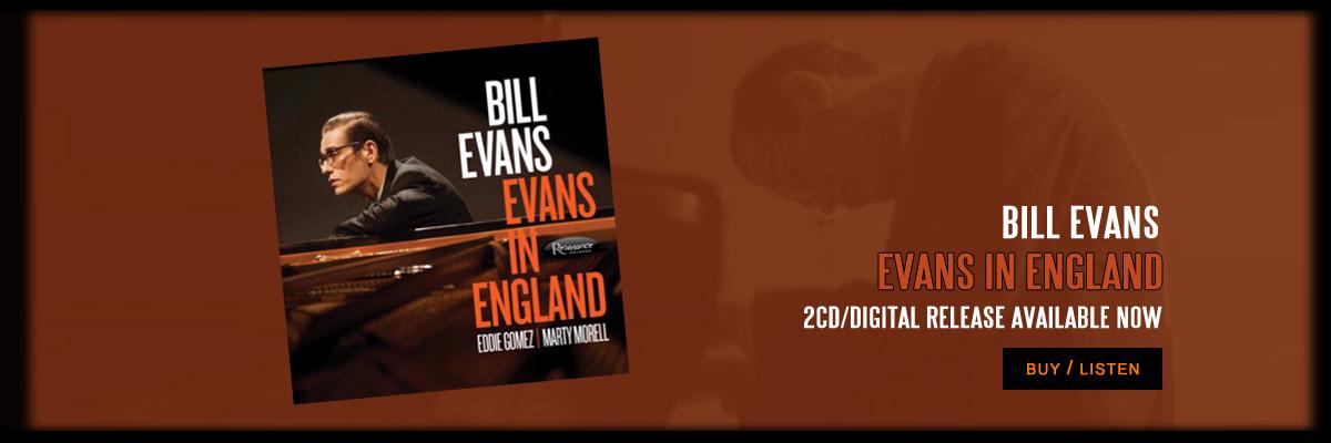 Bill Evans - Evans in England