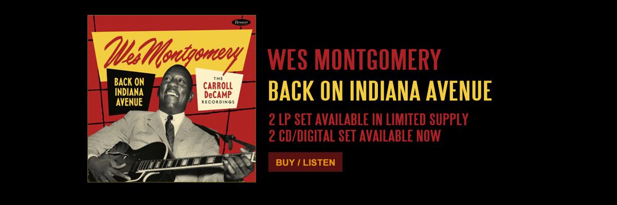 ResonanceRecords_Wes Montgomery - Back_On_Indiana_Avenue