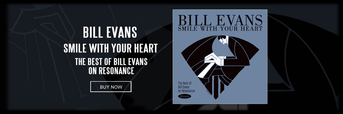 Resonance Records - Bill Evans