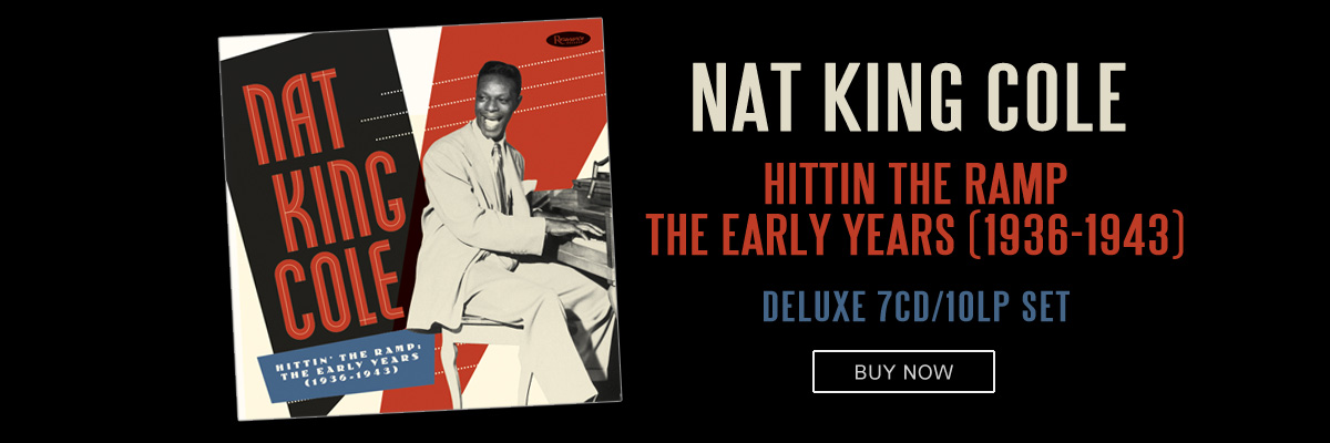 Nat King Cole Boxed Set