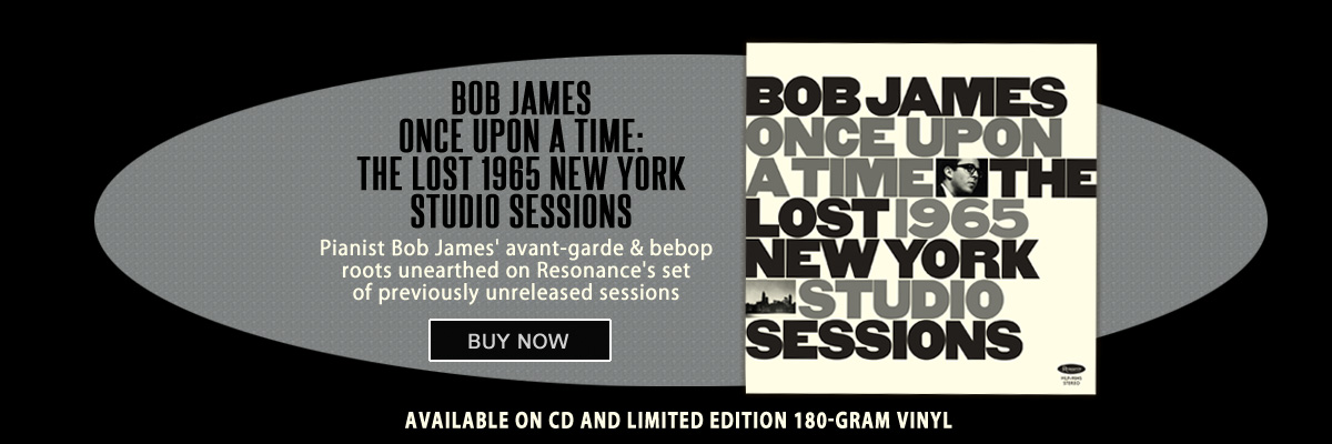 Resonance Records - Bob James