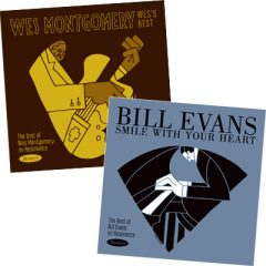 Wes Montgomery – Bill Evans: LP Bundle