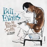 <b>Bill Evans</b> <br><i>Live at Ronnie Scott's</i>