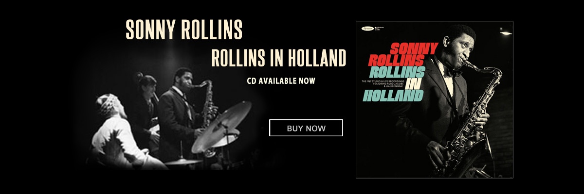 Resonance Records - Sonny Rollins