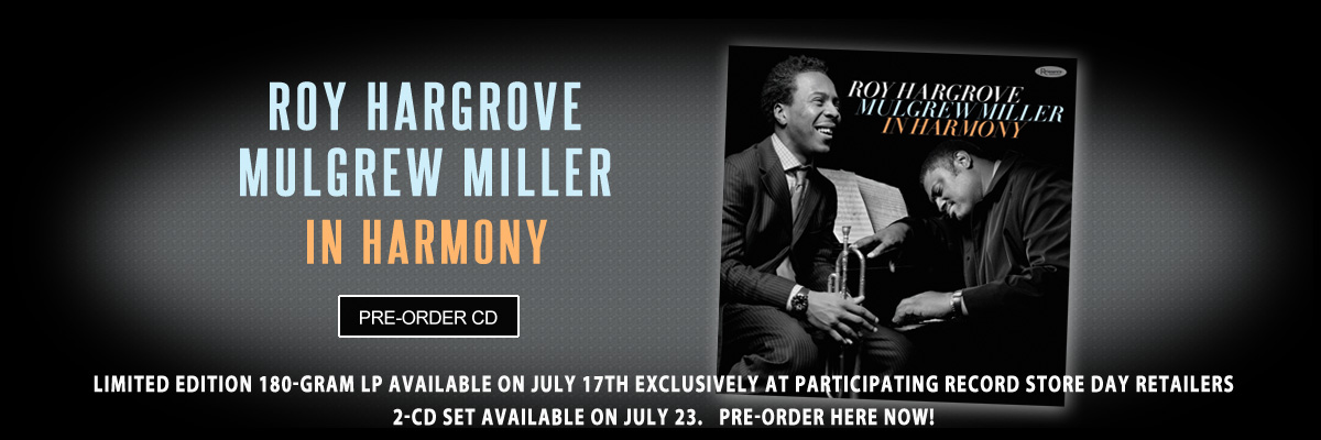 Resonance Records - Hargrove Miller